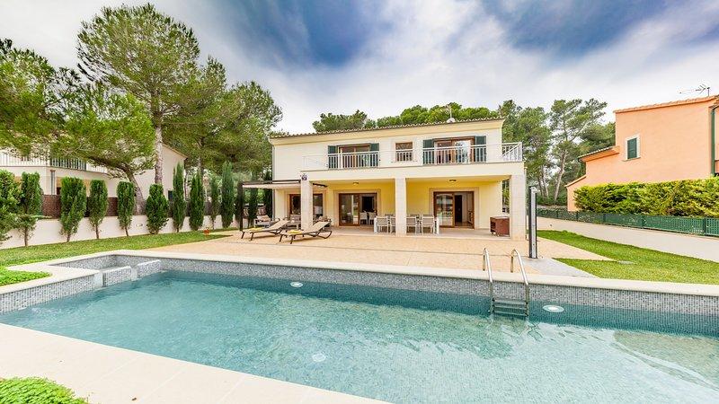 Villa Viviana, casa vacanza a Mal Pas