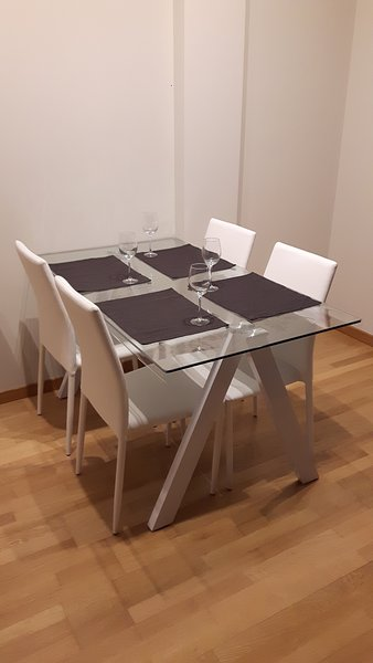 Precioso apartamento en Sanxenxo, aluguéis de temporada em Meano
