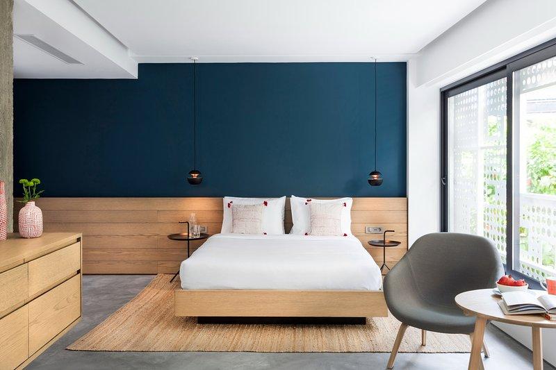 Camera da letto / letto matrimoniale