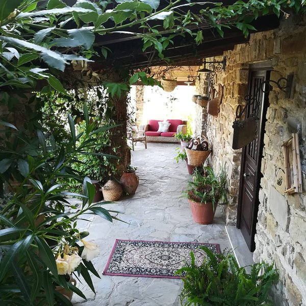 Nice studio with sea view & terrace, holiday rental in Giungano