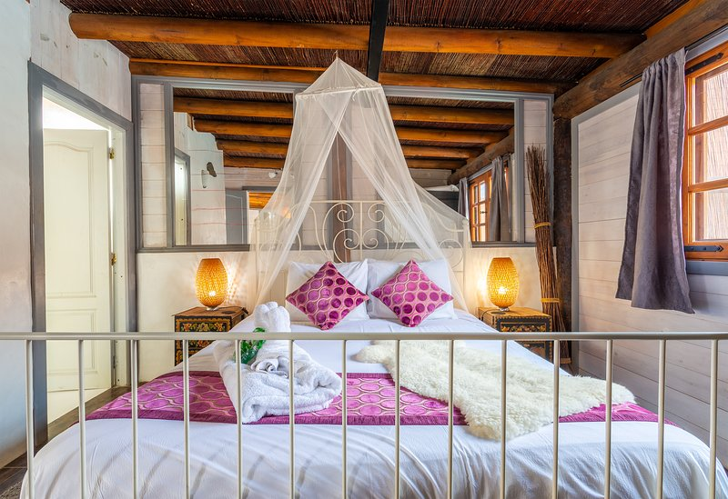 Quaint & Cozy: Eco Lodge, Inc Car, Pool, Wifi, Play Park, Next to Sandy Beach, – semesterbostad i Arrieta