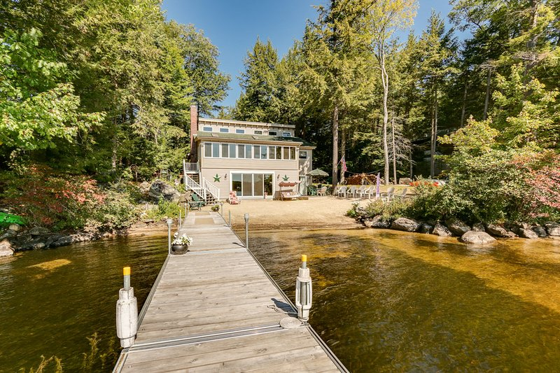 Lake Winni - WF - 376, vacation rental in Moultonborough