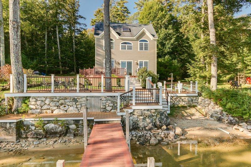Lake Winni - WF - 458, vacation rental in Melvin Village