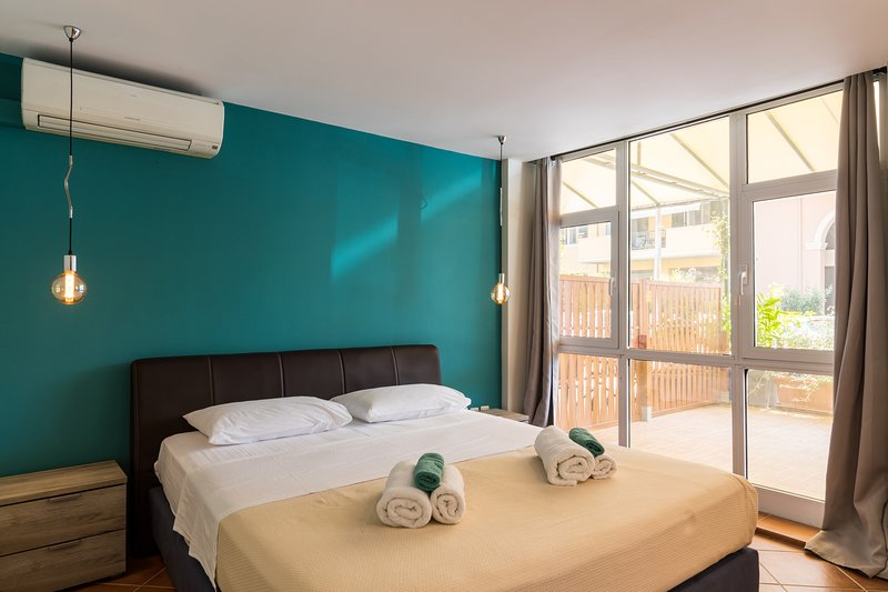 Mon-Repo Suites, location de vacances à Kanoni