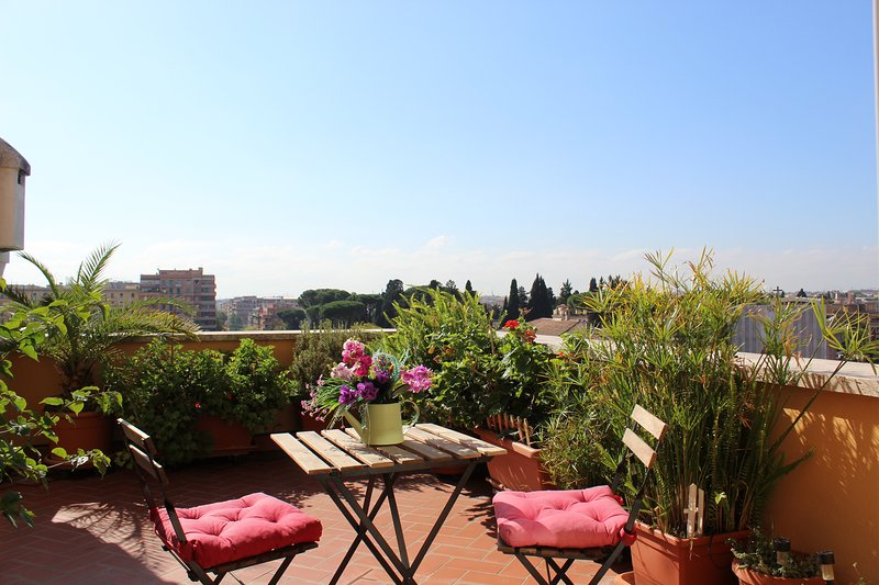 Belissimmo Review Of Terrazza 29 Holiday Home Rome