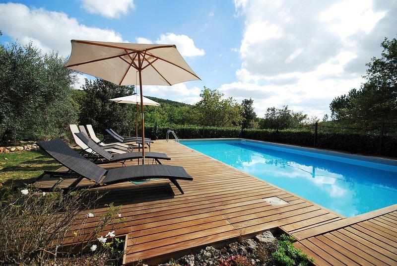 Borgo dei Fondi -La Loggia-, holiday rental in Siena