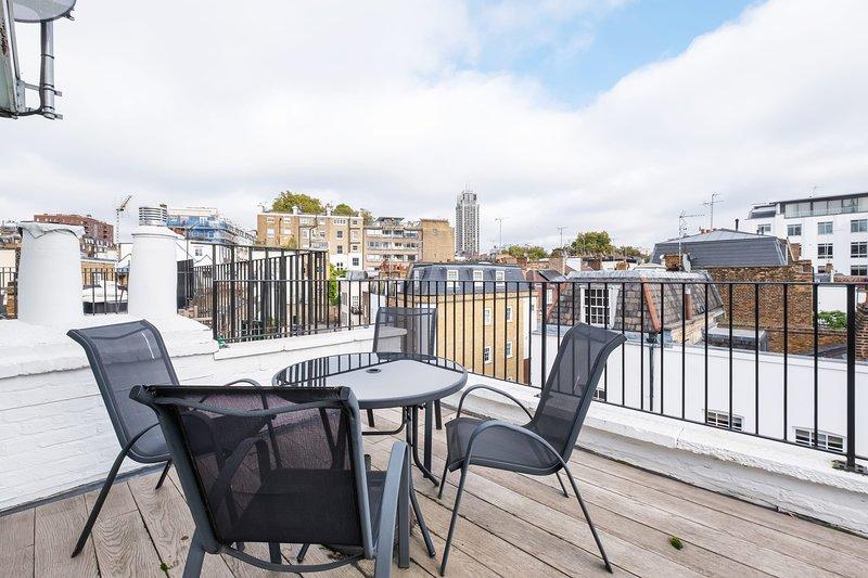 Terrace or Patio