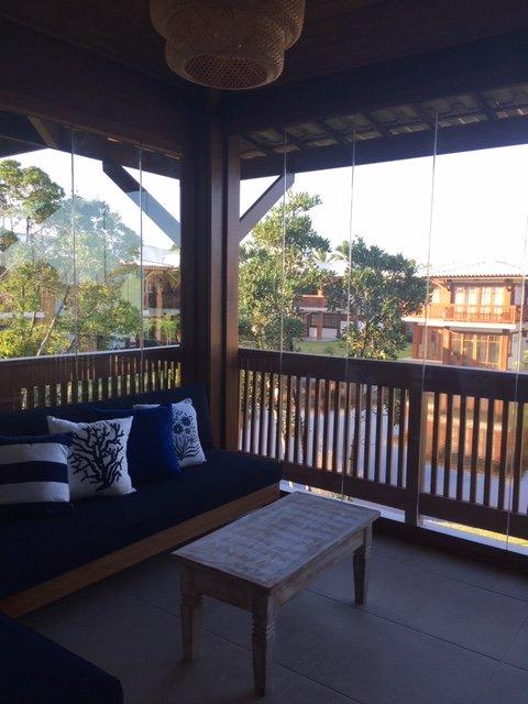Otimo apartamento 2 quartos em Praia do Forte, alquiler vacacional en Mata de Sao Joao