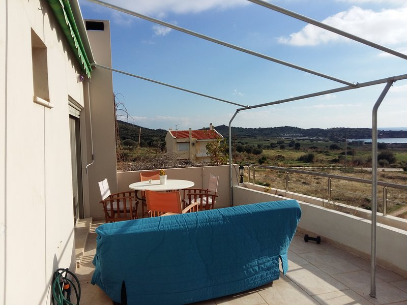 Sunset at Cape Sounio (Executive Suite), vacation rental in Lavrio