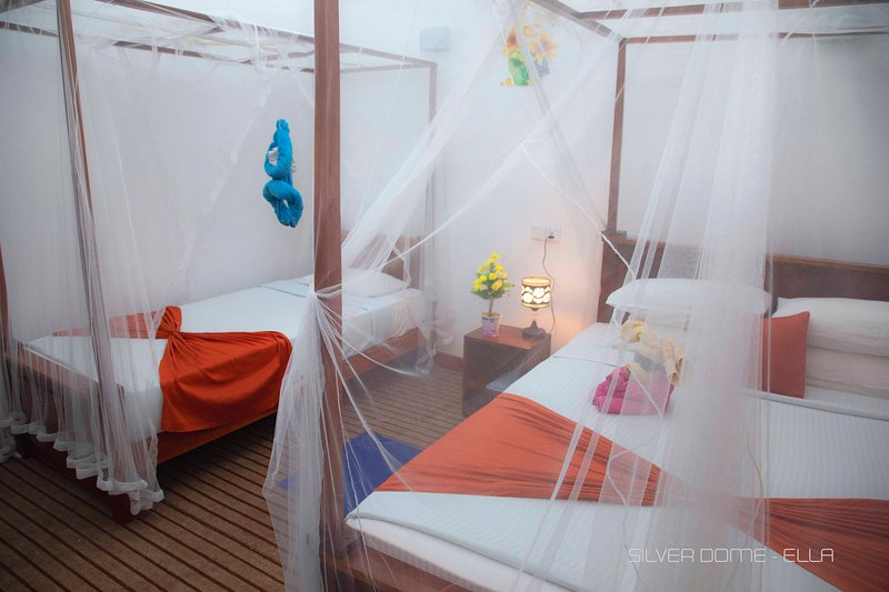 Silver Dome - Comfort Triple Room I, holiday rental in Badulla