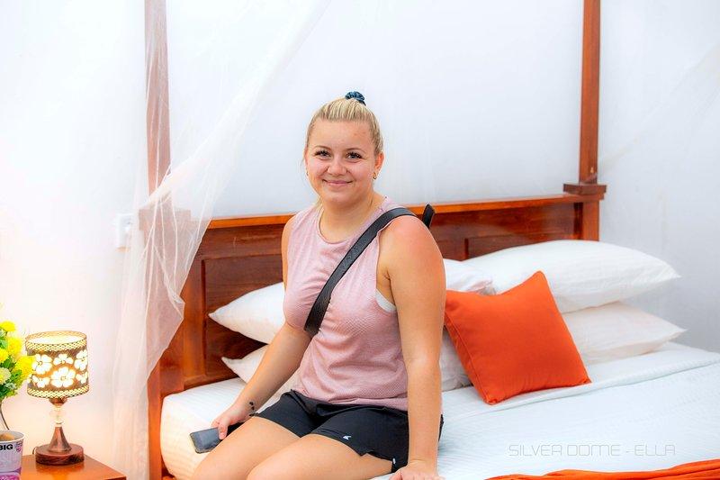 Silver Dome - Single Room, casa vacanza a Passara