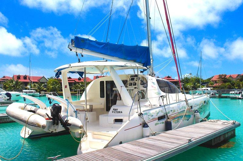 Calypso Private Yacht Charter Seychelles, location de vacances à Mare Anglaise