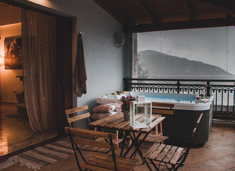 Villa Agno (Βίλα Αγνώ) Arcadia Greece, holiday rental in Vytina