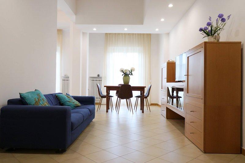 Casa Grazia - Appartamento Zona Parco Pinocchio, holiday rental in Fisciano
