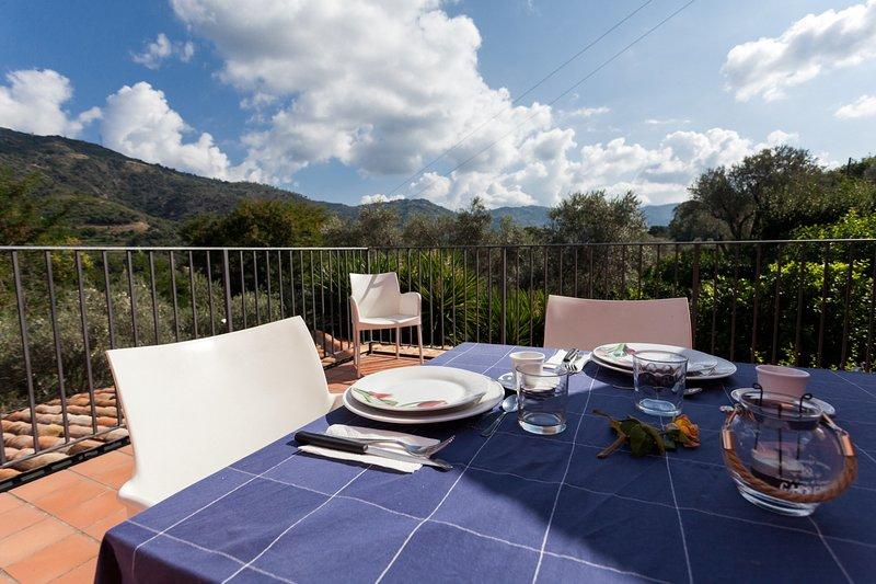 Agricontura 'Casa del Gelso', holiday rental in San Salvatore di Fitalia
