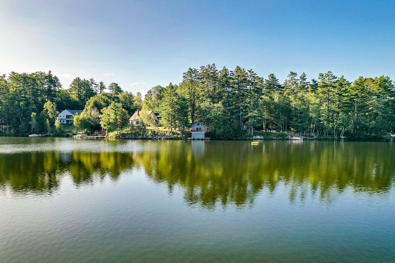 Lake Kanasatka - WF - 419, vacation rental in Moultonborough