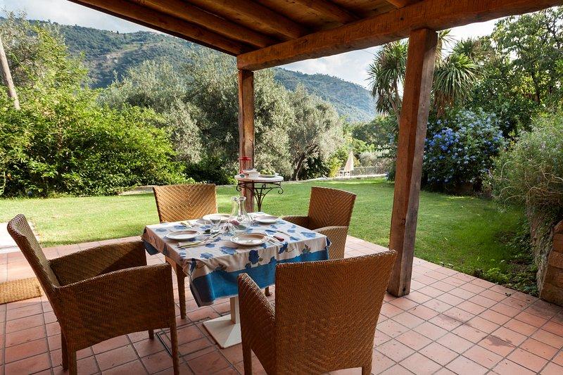 Agricontura 'Casa del Ciliegio', holiday rental in San Salvatore di Fitalia