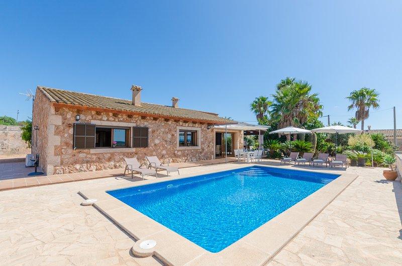 SA MARINA (MARINA DES TORRENT) - Villa for 6 people in Ses Salines, casa vacanza a Ses Salines