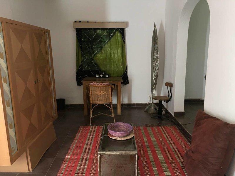 Picturesque Studio Apartment, aluguéis de temporada em Pointe des Almadies