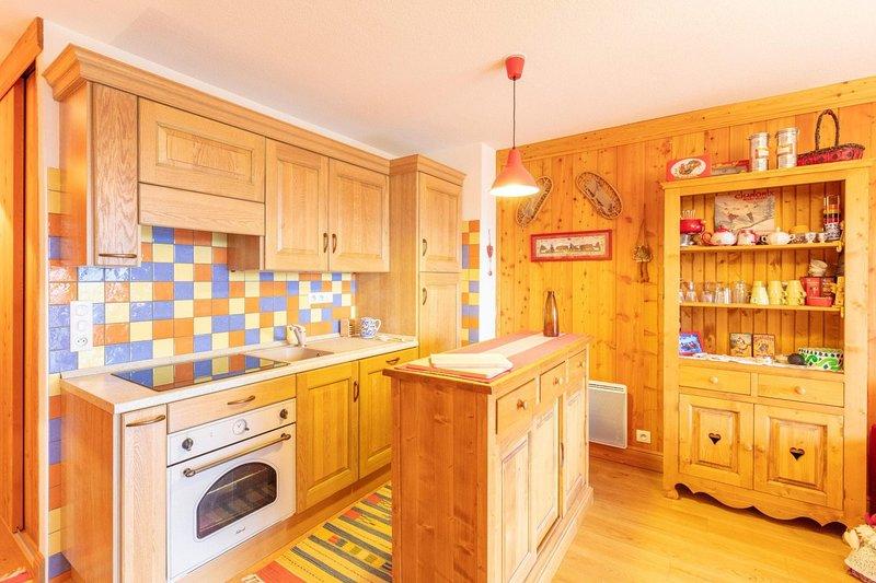 Chalet du Janus, Apartment D, holiday rental in Cesana Torinese