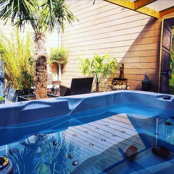Gites 'n Spa le jardin de thailande, vacation rental in Wevelgem