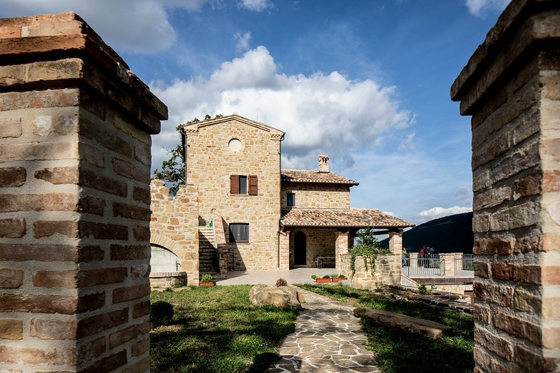 Casale Ivana, holiday rental in Matelica