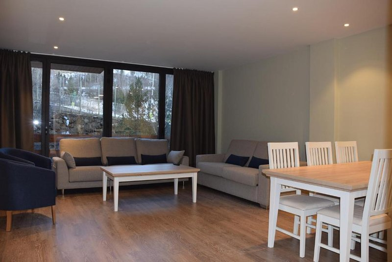 Apartment with mountain view, holiday rental in Ransol