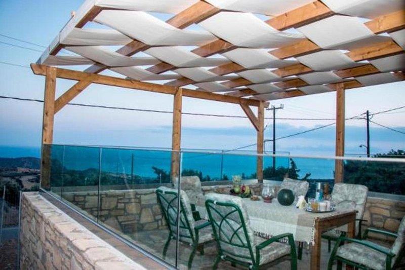 Villa Argyro Triopetra, holiday rental in Kerames