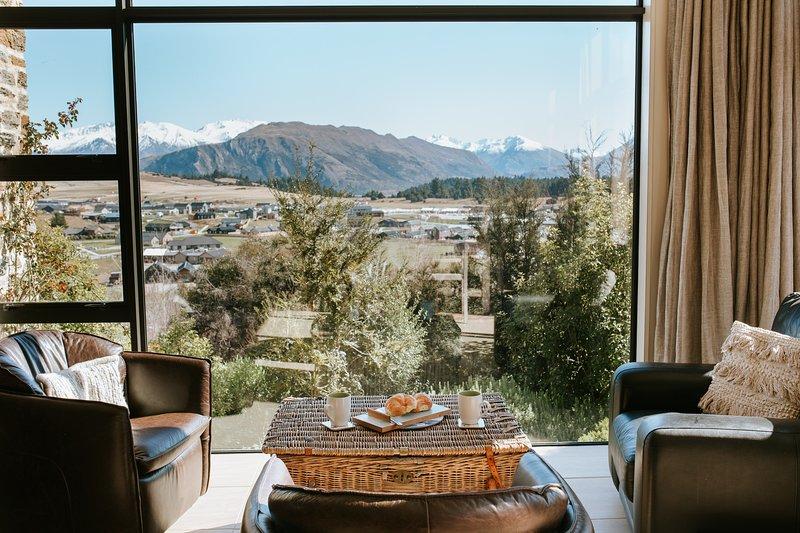Release Wanaka - Aubrey House, luxury holiday rental home in Wanaka, New Zealand