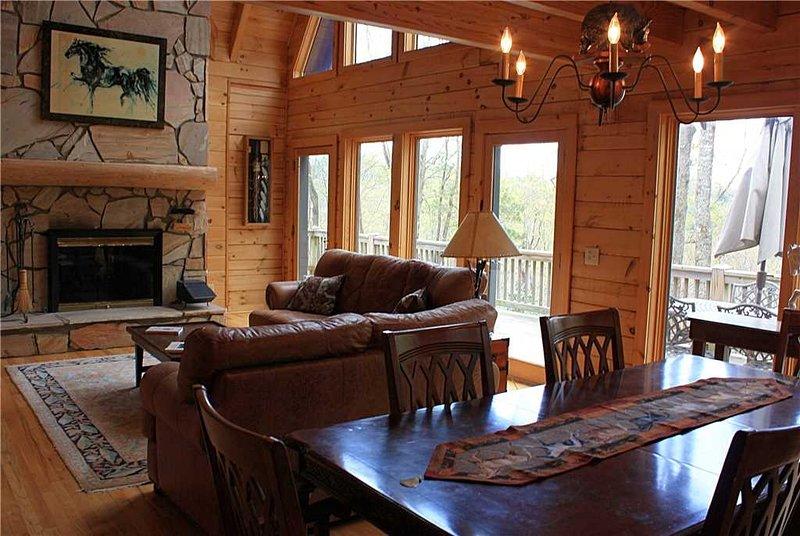 Meubles, chaise, bois franc, canapé, bâtiment