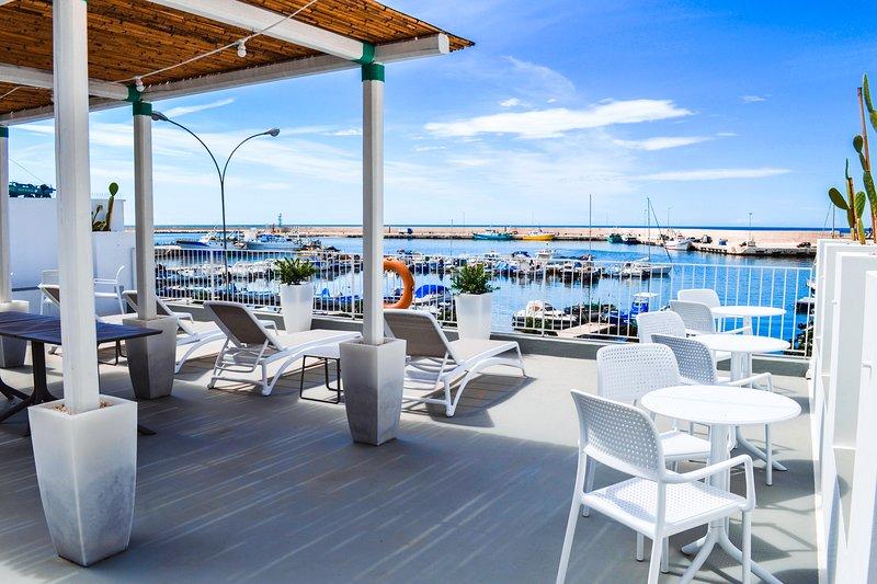 B&B 106 Maison De Charme Camera Deluxe con vista mare, location de vacances à Rutigliano