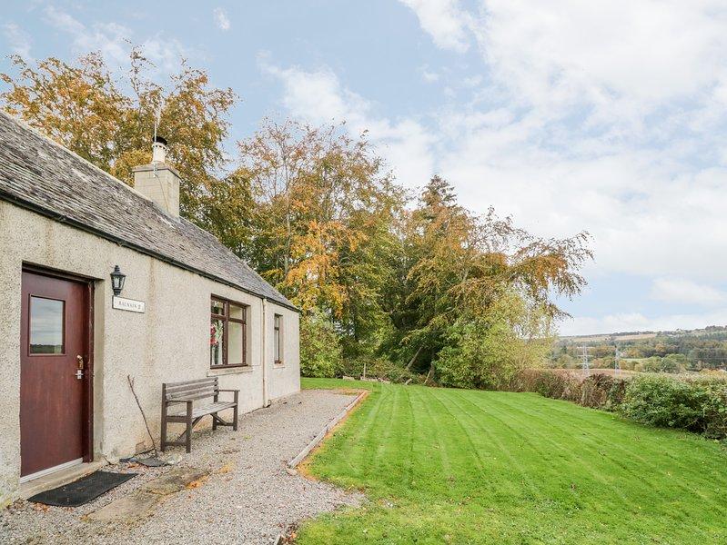 Balnain 2 Holiday Cottage, Maryburgh, vakantiewoning in Dingwall