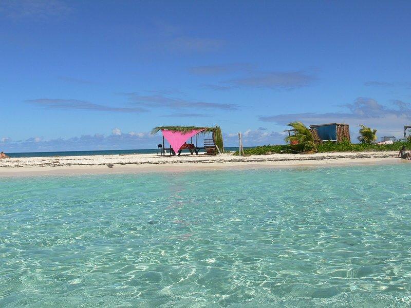 Caret Island