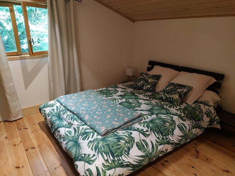Gîte zen dans les bois, holiday rental in Cessac