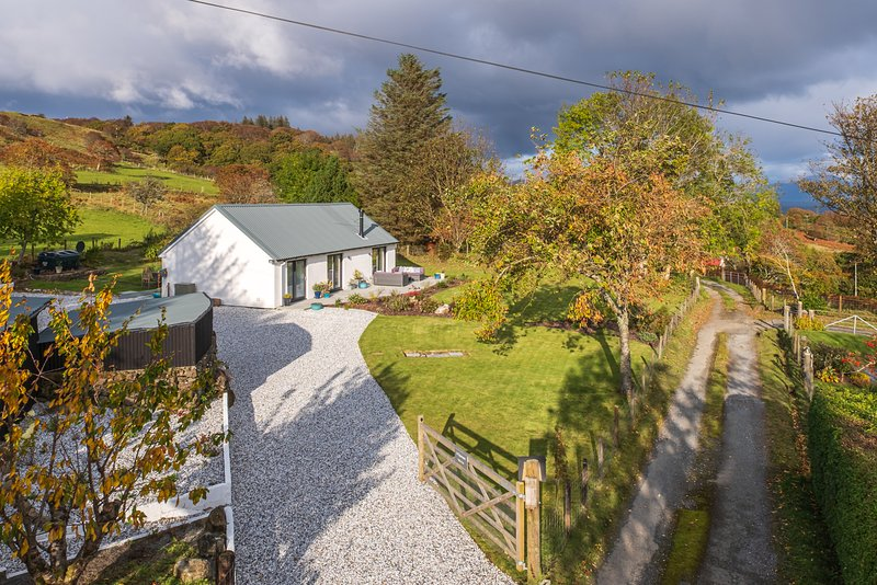 Isle of Skye Holiday Cottage, Sleat, location de vacances à Lochailort