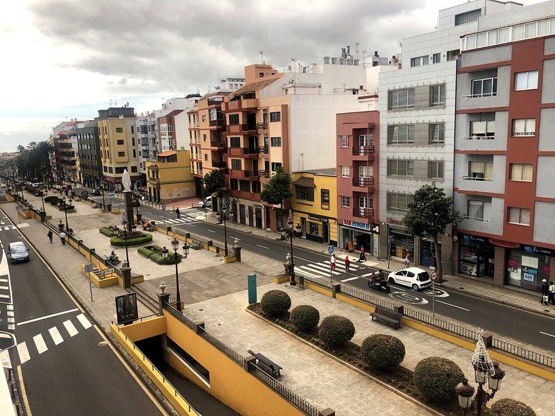 Apartamento La Laguna - Tenerife, alquiler vacacional en San Cristóbal de La Laguna