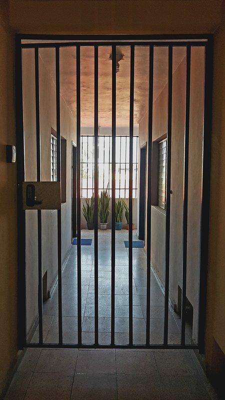 Apartment Gate