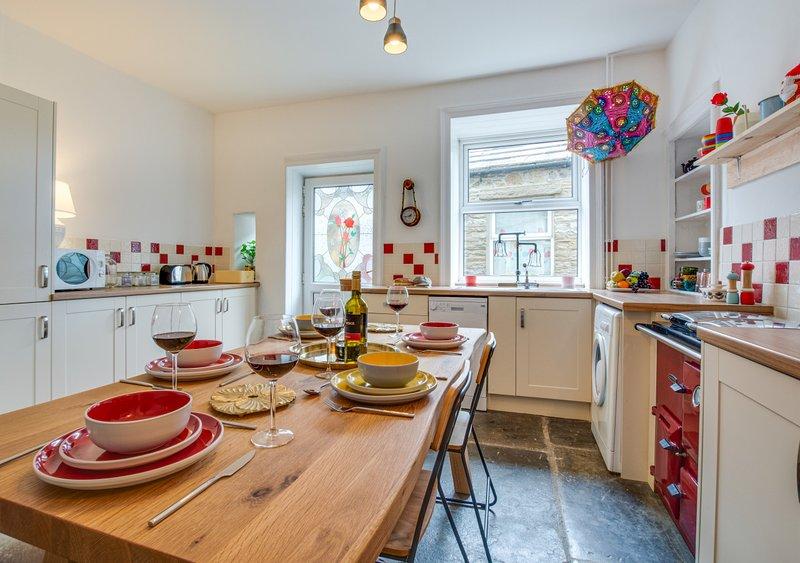1 Rose Cottage, holiday rental in Gayle