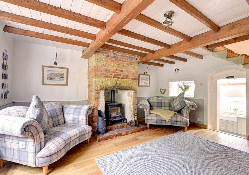 2 Browcote Cottage, vacation rental in Ravenscar