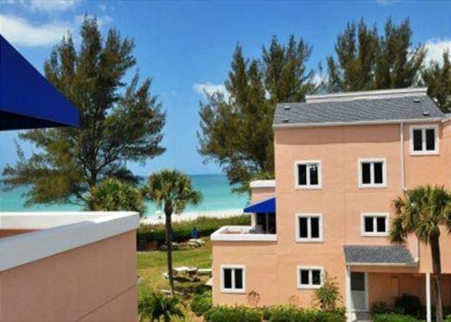 Unit #315 Sand Cay Beach Resort Gulf View, holiday rental in Longboat Key