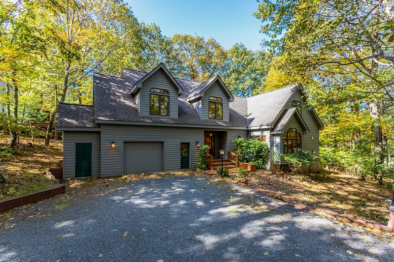 Discover Wintergreen Resort from this 3-bedroom, 3.5-bath vacation rental home!