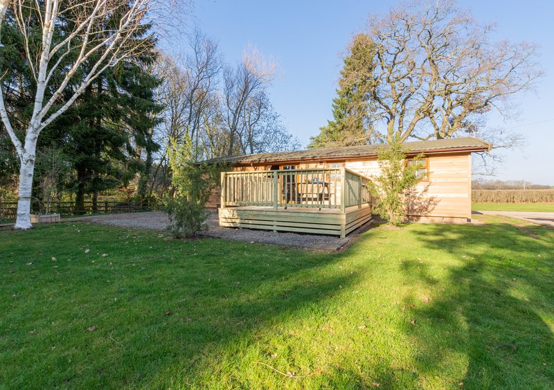 Birch Lodge, Ferienwohnung in Newton le Willows