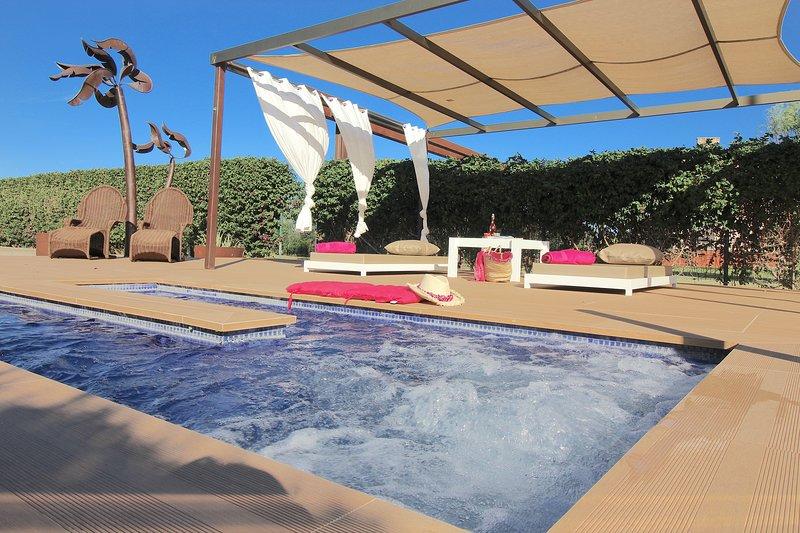 FINCA SON VENT, CUCA., vacation rental in Sa Pobla