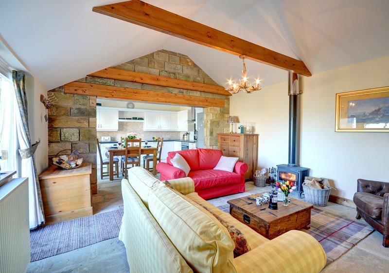 Byre Cottage, location de vacances à Roxby