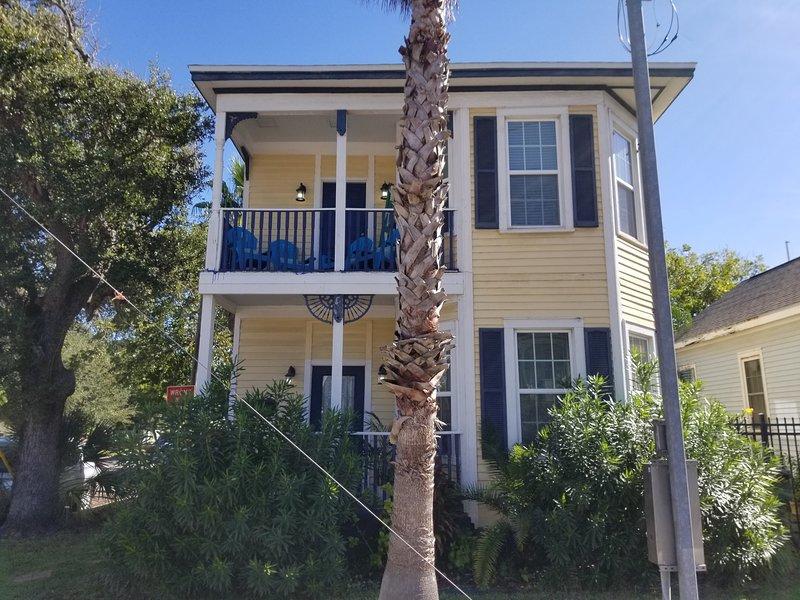 Fuller House, location de vacances à Galveston Island