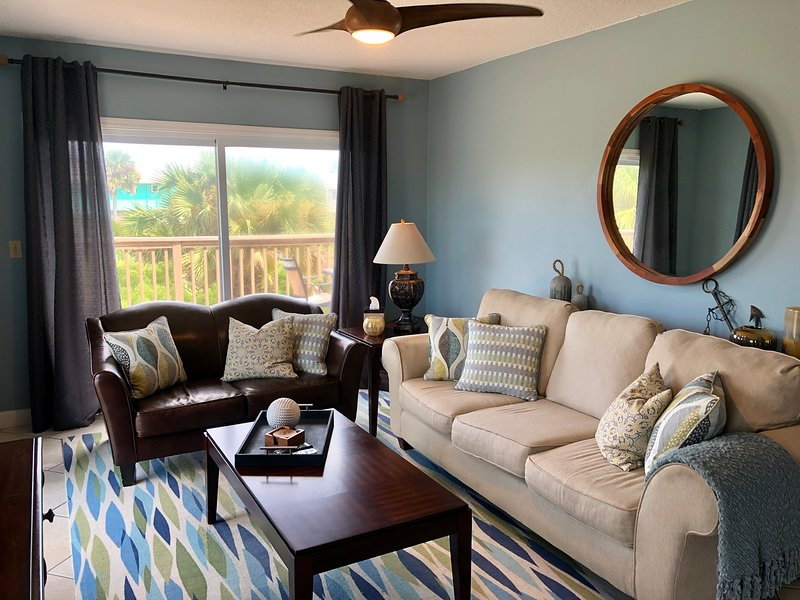 Ocean Breeze and State Park Trees, holiday rental in Palm Coast