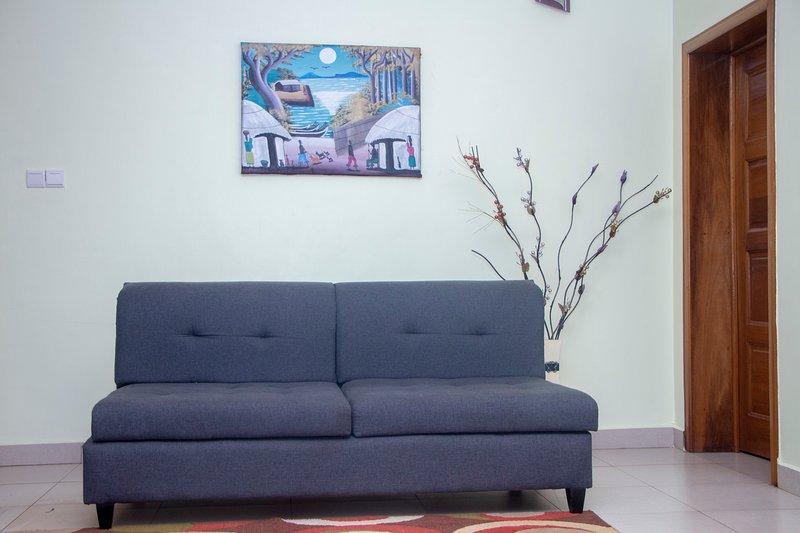Cozy Elegant Private Rooms In Kibagabaga, Kigali, vacation rental in Kigali
