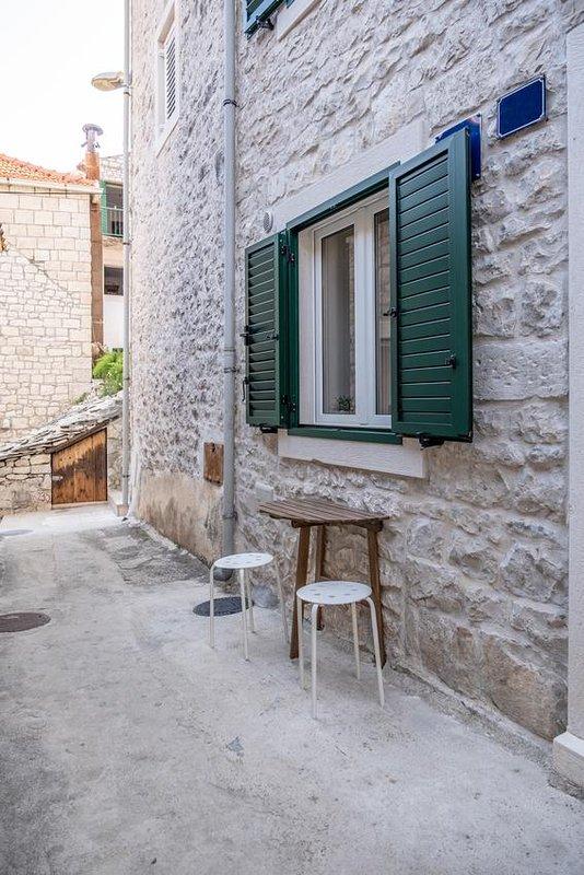 Terraza, Superficie: 2 m²