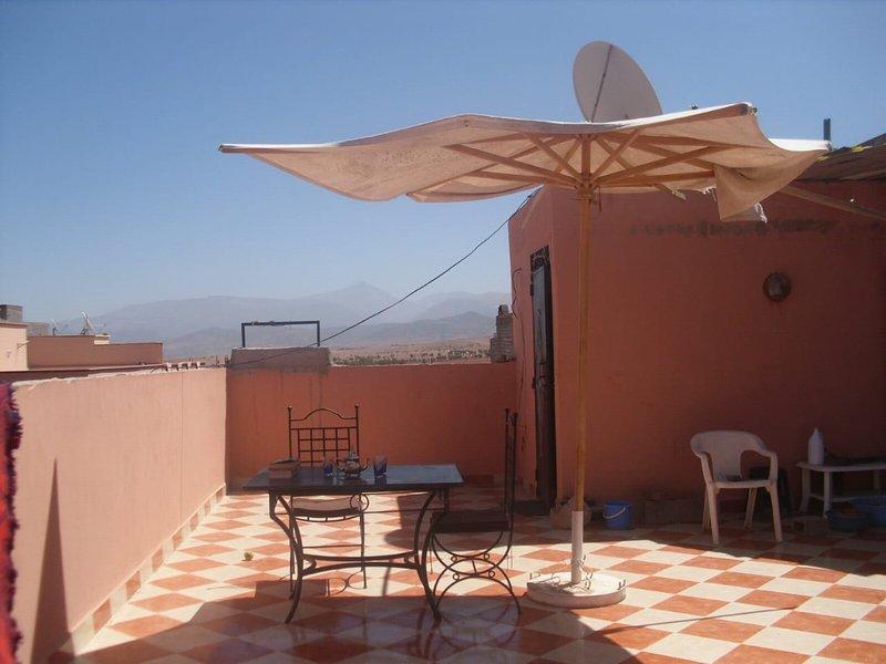 Dar aicha, holiday rental in Ourika
