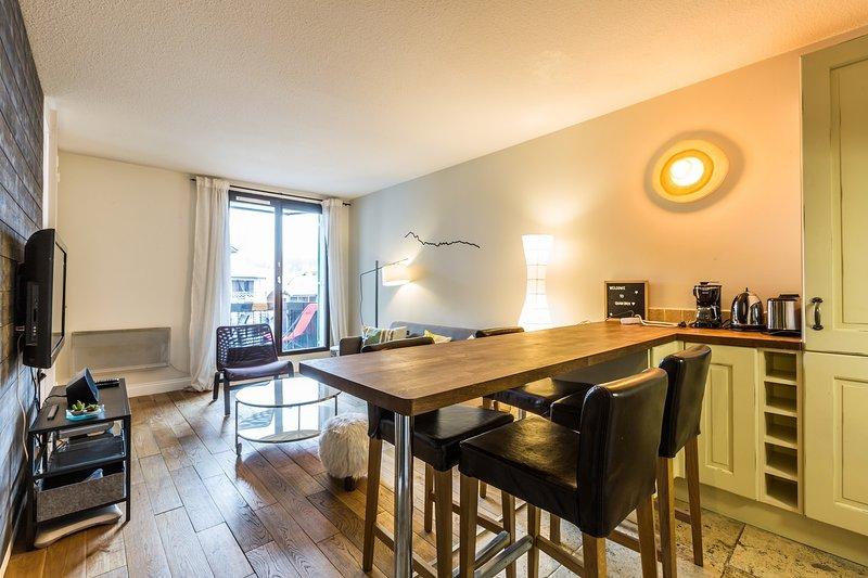 Apartment Balme 3A Chalet in Chamonix